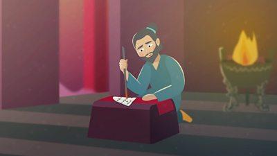 Shang dynasty quiz