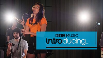 WATCH // Rika in session for BBC Music Introducing