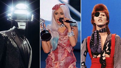 Strange things artists have worn on stage and the reasons why