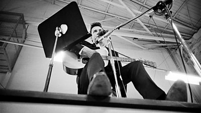Folsom Prison Blues: Behind-the-scenes