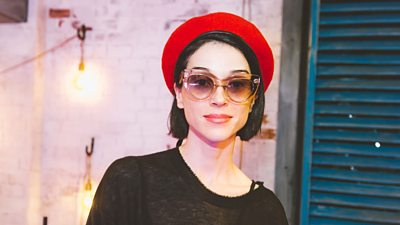 6 Music: The First Time With... St Vincent