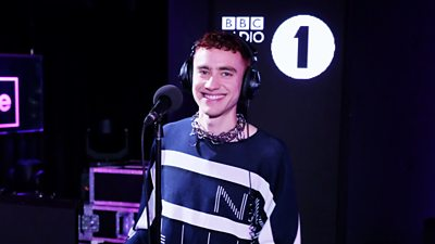 Watch Years & Years in the Live Lounge
