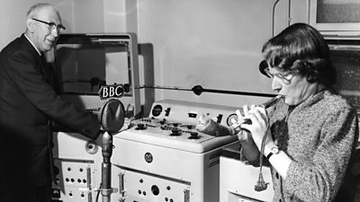 Classic photos from the golden days of the BBC Radiophonic Workshop