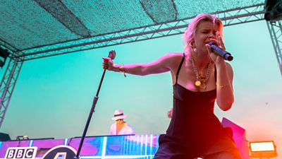 Radio 1 & 1Xtra hit Ibiza!