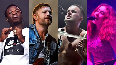8 weird and wonderful moments from Sunday at Reading + Leeds