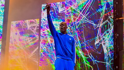 Stormzy to headline Glastonbury Festival 2019