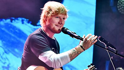 Watch Radio 2 in Concert with Ed Sheeran