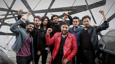 Bobby Friction's Straight Outta Pakistan documentary