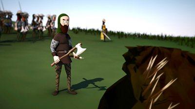 The Battle of Loudoun Hill, 1307