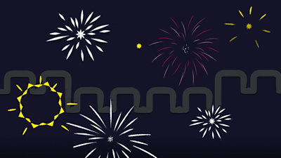 Fireworks promo