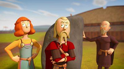 To make decisions, Vikings held meetings called Things