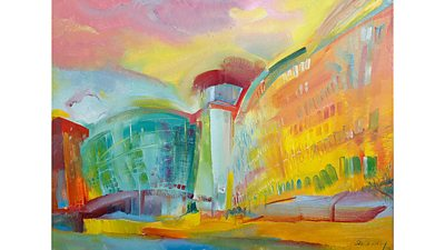 Television Centre –Stephen B Whatley