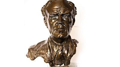 John Reith bust by Kathleen Scott