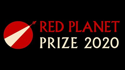 Red Planet Prize 2020 logo