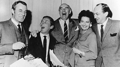 Round the Horne, Sunday 7 March 1965