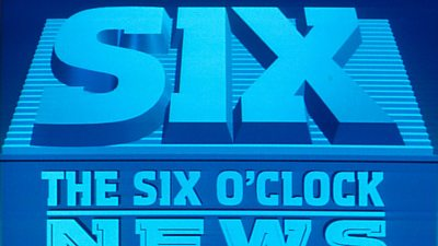 The Six o'clock News, how it looked in 1988.