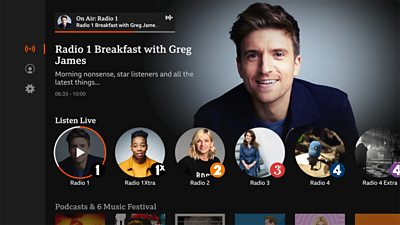 Bbc Sounds Launches App For Connected Tvs Media Centre