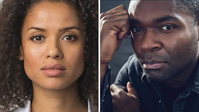 Gugu Mbatha-Raw, David Oyelowo