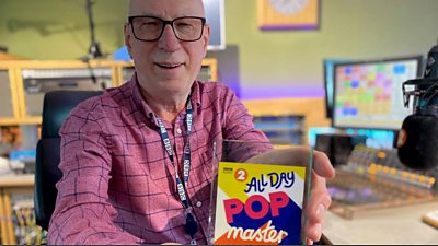 The nation stops for another All Day PopMaster this May Bank Holiday