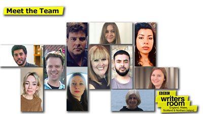 The BBC Writersroom Team