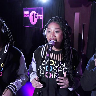 The 1Xtra Breakfast Show with Dotty