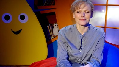 Maxine Peake - The Tiger Who Came to Tea