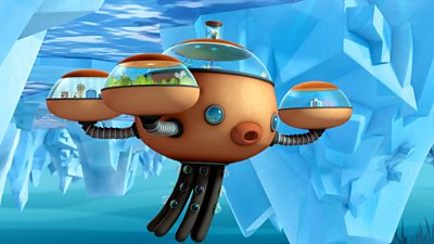 Octonauts Special: The Over, Under Adventure