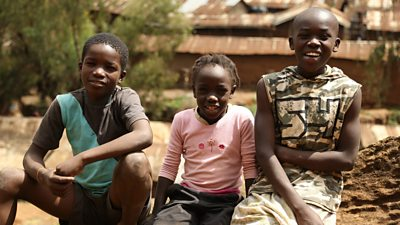 The Kids from Kibera