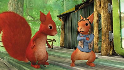 The Tale of the Squabbling Squirrels