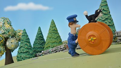 Postman Pat and the Zooming Zipwire