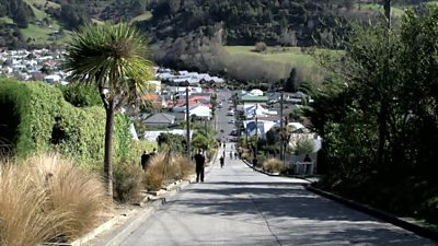 Steep Road Hill