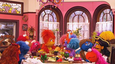 The Furchester Family Dinner