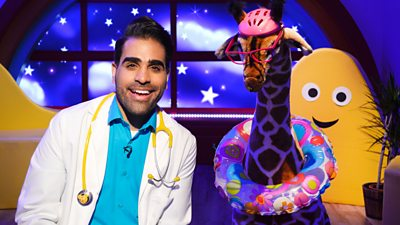 Doctor Ranj - The Short-Sighted Giraffe