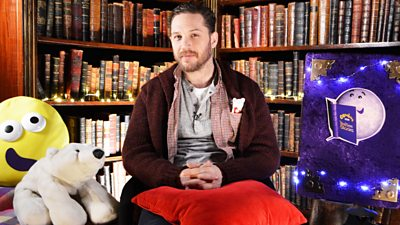Tom Hardy - There's a Bear on My Chair