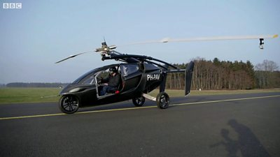 Are Flying Cars The Future Bbc News
