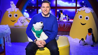 David Walliams - The Bear Who Went Boo!