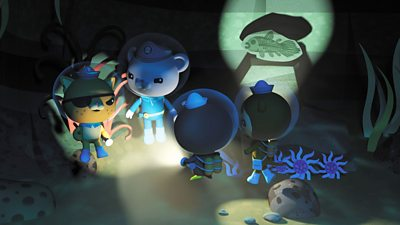 Octonauts and the Coelacanth