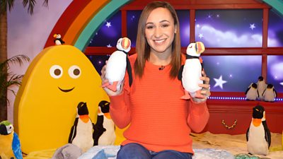 Jessica Ennis-Hill - Puffin Peter