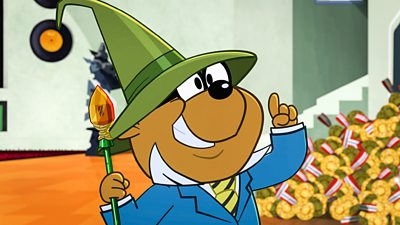 Ernest Penfold and the Half-Price Wand