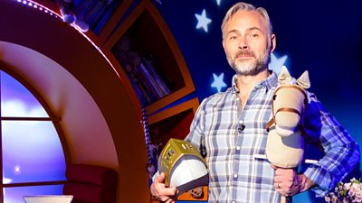 Mark Bonnar - Knight Night