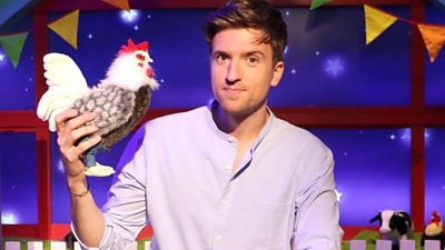 Greg James - Rooster Wore Skinny Jeans