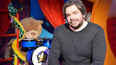 Matt Berry - The Talent Show