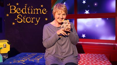 Annette Badland - The Station Mouse