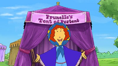 Prunella's Tent of Portent
