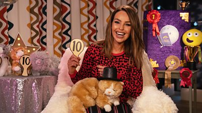 Katie Piper - The Tip-Tap Dancing Cat