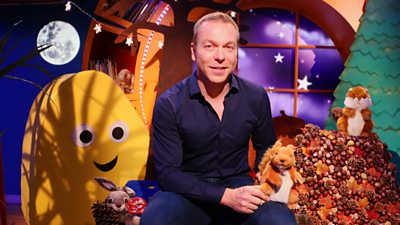 Chris Hoy - The Squirrels Who Squabbled