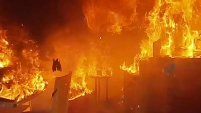 VR helps investigate fires