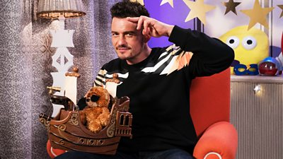 Orlando Bloom - Littlest Dreamer: A Bedtime Adventure