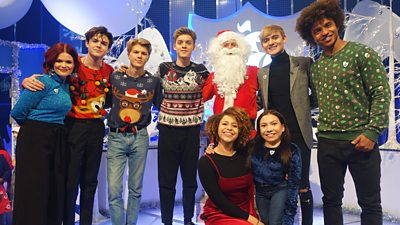 Blue Peter: It's Chriiiiiiistmaaaaaas!