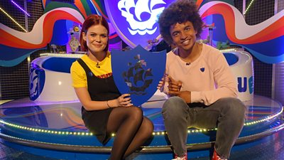 Blue Peter's Big 60th Birthday Year